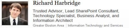 Richard Harbridge