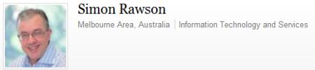Simon Rawson