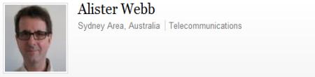 Alister Webb