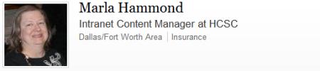Marla Hammond